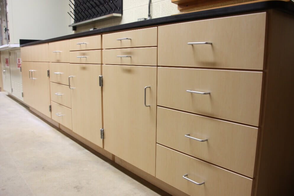 Lab Cabinet Bench And Table Designs Chemical Cabinet