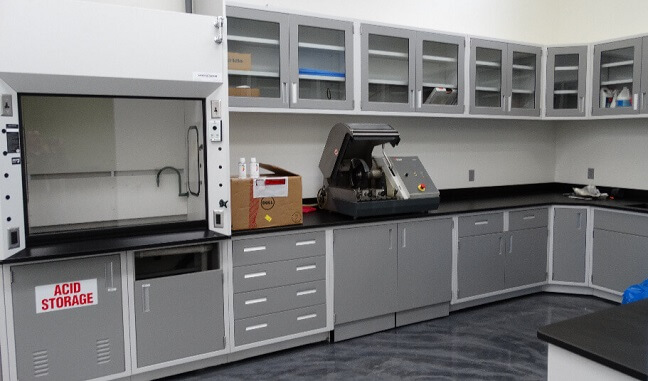 Metal Lab Cabinets for Top Laboratories