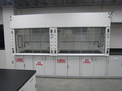 High Performance Green Fume Hoods