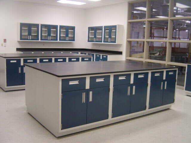 lab furniture cabinets