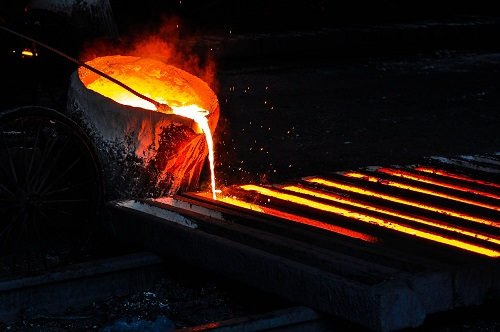Metallurgical Smelting Process