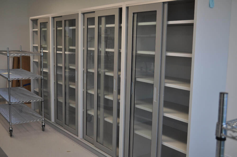 Charmant PharmaceuticalLab Tall Lab Cabinets