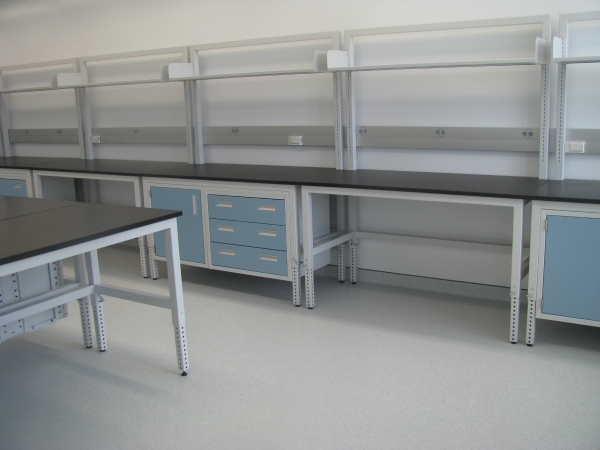 flexible lab wall tables
