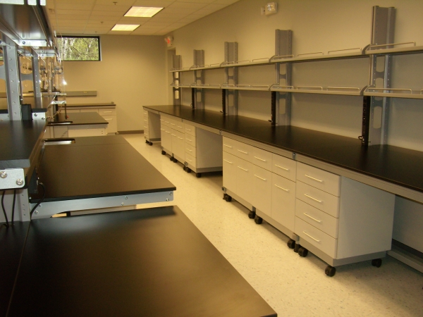 Flexible Lab Furniture Systems Gallery Before And After
