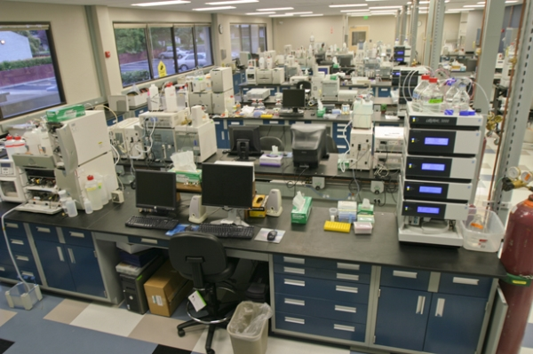 Instrument Lab Benches