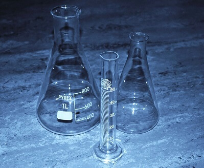 Water Analysis Beakers