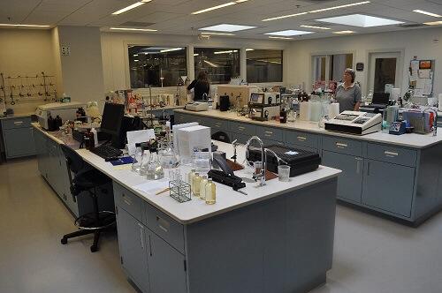 Industrial Grade Laboratory Designs | Engineering Lab