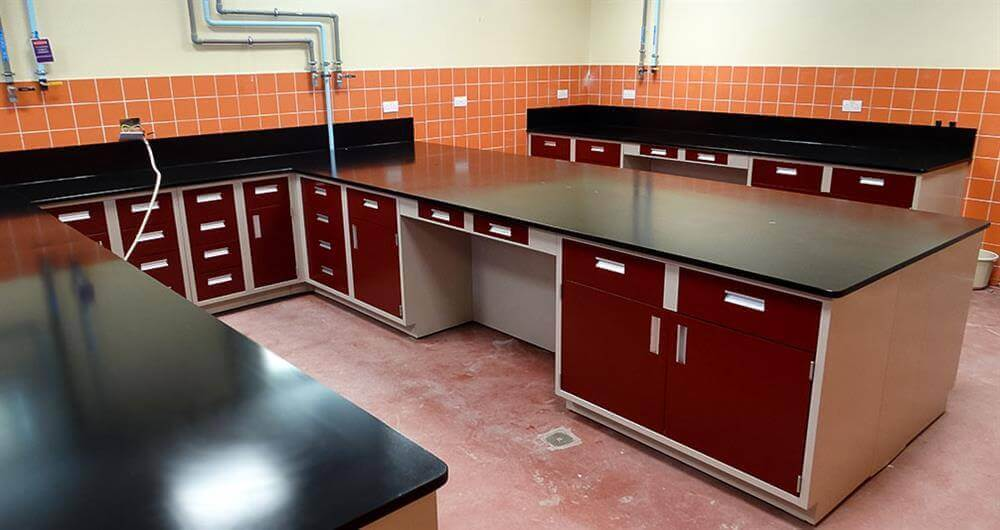 Stainless Steel Laboratory Countertops | Edge Grain Maple And Wood  Countertops | Epoxy Resin Countertops | Phenolic Resin Countertops |  High Pressure ...