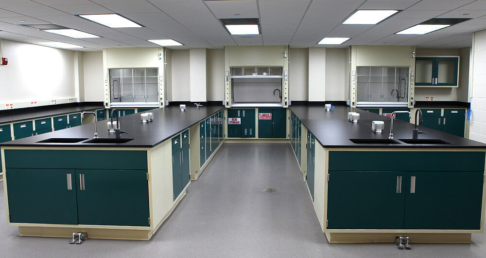 Laboratory Furniture Design Biomedical And Pharmaceutical Design  Chemical Engineering Labs .