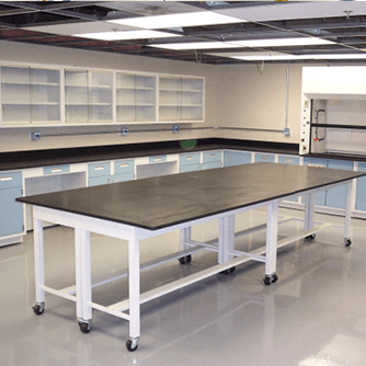 Flexible Systems Flexible Systems Countertops Laboratory Countertops USA  Wood Wood Lab Furniture