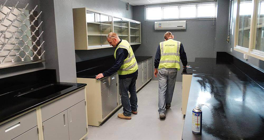 Lab Furniture Installation Service Professional