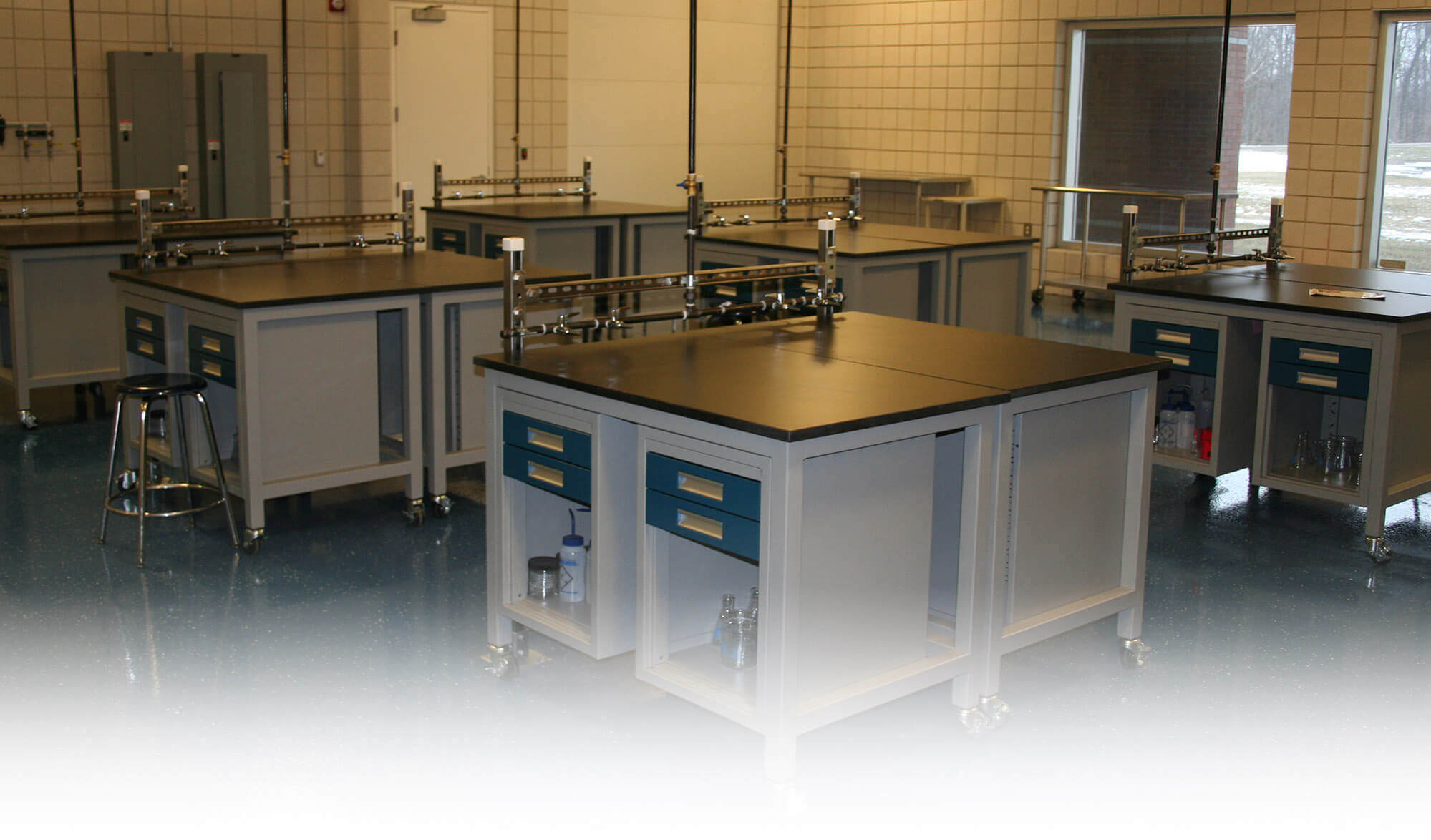 american-made laboratory furniture outfitter | international